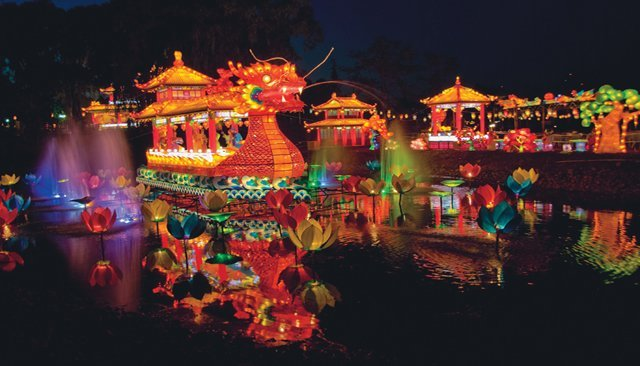Как китайцы встречают новый год