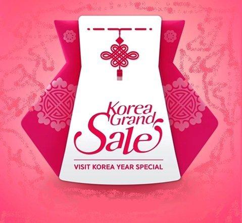 Шоппинг в Сеуле! Время распродаж, скидки до 80% весь октябрь! 62aaf6d4a9a