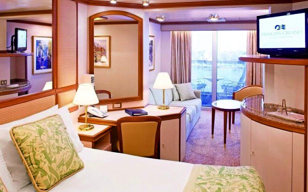 Princess Cruises: Diamond Princess 5*
