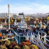 Парк Lotte World в Сеуле