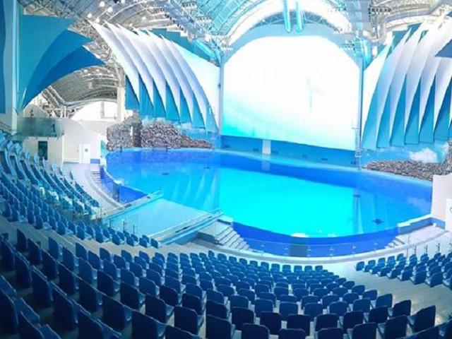 фото владивосток океанариум