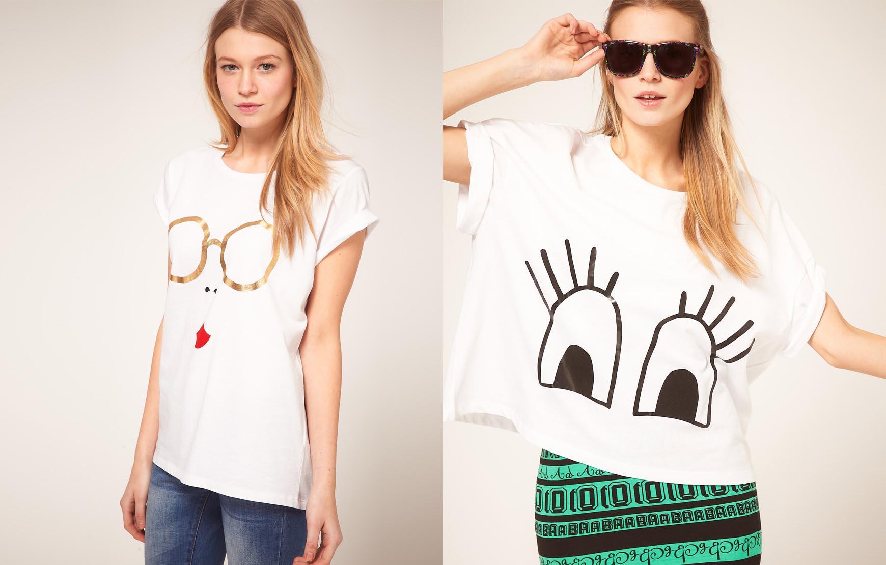 Модная футболка на заказ